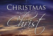 Christmas....my FAVORITE time of the year :) / by Faith Ayers
