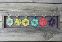 Key Chains and Hair Bobs / by Sandi Esry