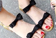 All you need is love...and shoes. / by Melissa Martinez