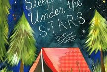 Camping / by Colleen Niewinski