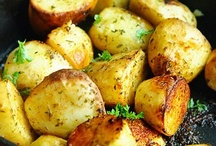 Potatoes, Rice & Grains / by Beata Kulik