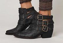 stomp / footwear / by ashley schulz