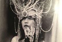 Headdresses / by Nicole Gelinas