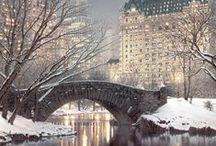 travel - NYC / by deanna lynn