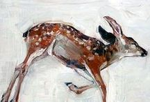 Art - Animals / by Nicole Gelinas