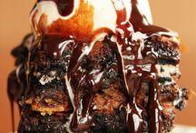 Delicious Desserts / Cakes, cupcakes, cookies, sugar cookies, sweet treats / by BreAna Alexander