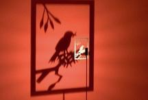 Oiseaux, petits, petits... / Piu, piu!  J'aime les petits oiseaux. / by Line Michaud