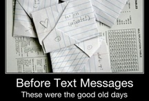 Remember when??? / by Amanda Strange