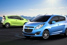 All-New 2013 Spark  / 2013 Chevrolet Spark will soon be available at Crotty Chevrolet Buick in Corry, PA / by Crotty Chevrolet Buick