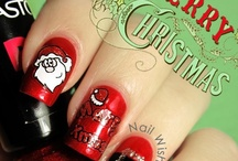 Christmas Nails / by Sharon Barton ツ