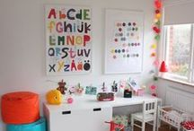 Home: Kids rooms / by Marina Castilla