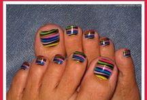 Polished Toe's & Pedicure's / by Sharon Barton ツ