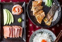 Japanese eats / Everything I know about Japanese cooking, I learned from Cooking Mama. (And my mama.) / by Aoi H