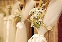 Wedding Ceremony Ideas / by Sarah Wachtman