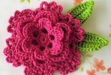 Crochet Flowers, Ya'll! / by Lee Ann Hamm