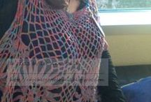 Crochet Shirts, Tops, Tunics, Ya'll! / by Lee Ann Hamm