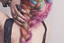 Hair / by Halleluya Robertson