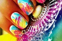 My Nail Ideas / by Ashlee Keller