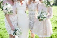 Wedding - Bridal Party / by Cassie Armstrong