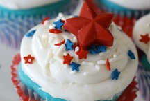 4th of July party ideas & patriotic / U.S.A.! U.S.A.! 4th of July party ideas, photos of patriotic parties, Independence Day celebration inspiration, Memorial Day barbecue ideas, Labor Day picnic ideas, and fun ways to show American pride for any patriotic holiday, from July 4th to Veterans Day and Flag Day. / by Mary Jo Cameron
