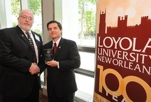 Alumni Connections / by Loyola University New Orleans