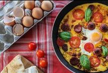 Breakfast Recipes: Paleo | gluten free / Breakfast is the most important meal of the day. These Paleo, Primal, and gluten free breakfast recipes will set you up for a productive, fun day. / by Eat Drink Paleo