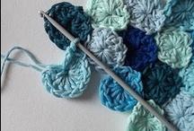 CROCHET / patterns, cool ideas, etc / by Kelsey