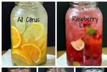 Smoothies & Drinks / by Veronica Snodgrass
