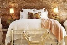 bedtime / bedroom design and decor. / by Karli Brae