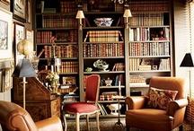 The Library / by Jennifer Grey