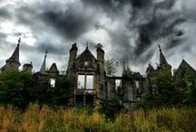 ruins and abandoned things / by Beth B