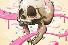Illustration  / by Rogê Gutierrez