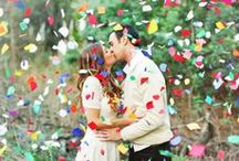 Couple's stuff / Cute ways to keep the love alive. / by Brianne McKelroy