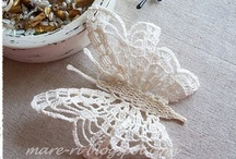 Crochet  ; love  / by Sheila Smith
