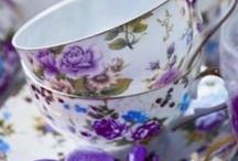 Tea cups / by Sheila Smith