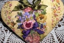 Ribbon embroidery /  do that too / by Sheila Smith