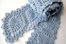 Crochet and Knit Wearables; / by Sheila Smith