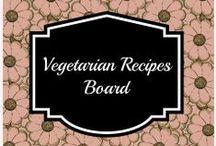 Vegetarian / by Susan Bewley