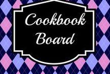 Cookbooks / by Susan Bewley