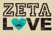 Zeta Tau Alpha!  / by Kimberly Combs