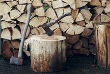 Metal and Wood / by Jennifer Grey