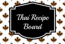 Thai Recipes / by Susan Bewley