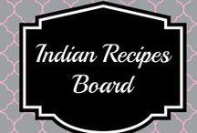 Indian Recipes / by Susan Bewley