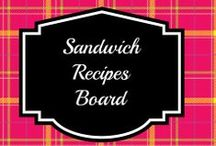Sandwiches / by Susan Bewley