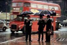 vintage london / by Beth B