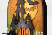 Cards - Fall/Halloween/Thanksgiving / by Debra Shaw