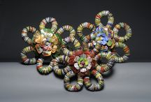bottle caps and soda cans / by Kathleen Paterson