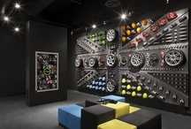 retail design / amazing details and spaces that strike an emotional cord connecting brand and consumer / by Darin Dougherty