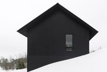 dwelling / cabins, houses and other buildings designed to live in / by Darin Dougherty