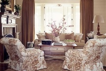 Interiors / by Linda Hilliard